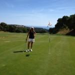 golf Mas nou à Platja d'ARO